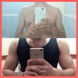 ectomorphe prise de muscle rapide